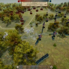 Grand Tactician graphics